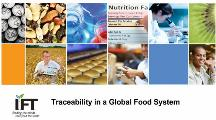 Traceablity global food system