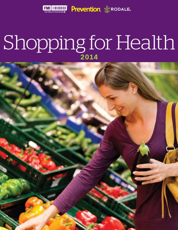 Shopping for Health 2014 Cover