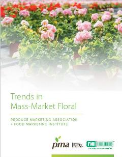 Trends in Mass Market Floral
