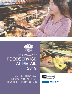 Power of Foodservice 2019 cover