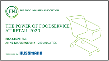 Power of foodservice 2020