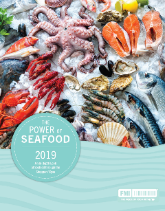 Power of Seafood Cover 2019