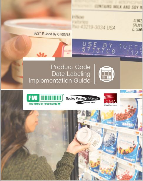 Product Code Date Labeling Implementation Guide