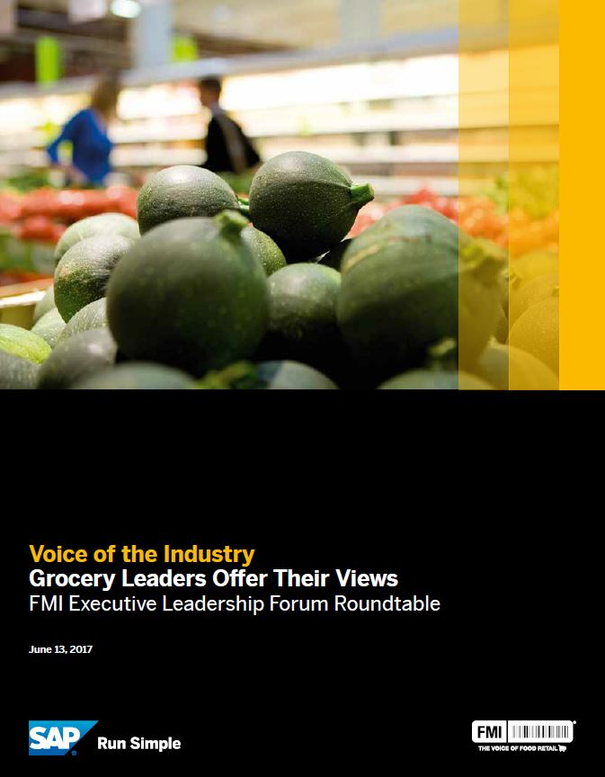 SAP Grocery Leaders On Their Views