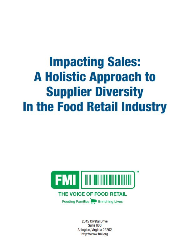 Supplier Diversity Cover