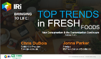 Top Trends in Fresh Foods August 2018