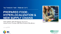 top trends in fresh prepared food hyperlocalization new supply chains