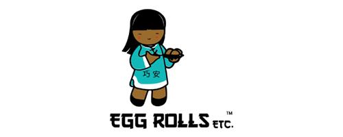 Egg Rolls Etc logo