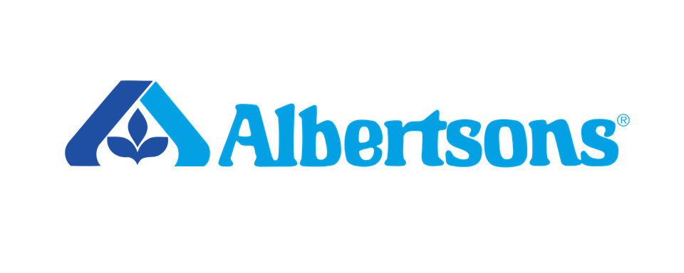 Albertsons logo - in 5x2 Frame