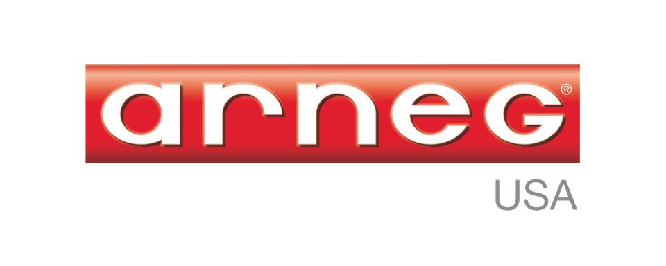 Arneg USA logo - in 5x2 Frame
