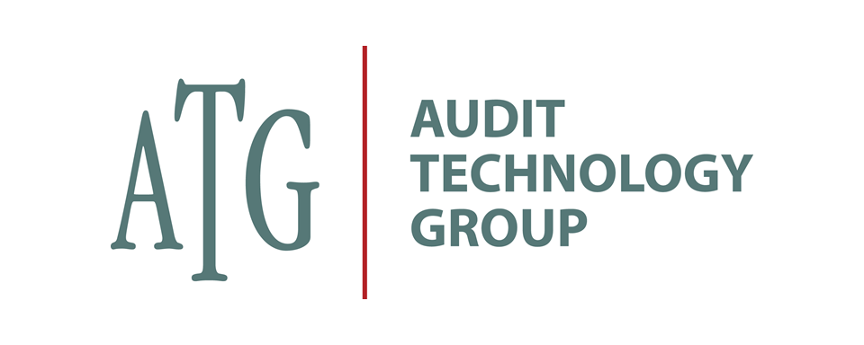 ATG Audit Technology Group logo - in 5x2 Frame