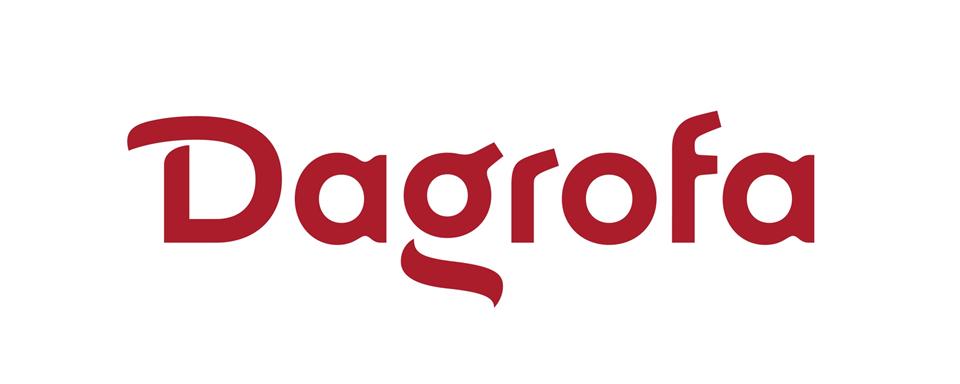 Dagrofa logo - in 5x2 Frame