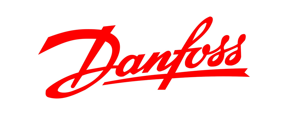 Danfoss logo - in 5x2 Frame