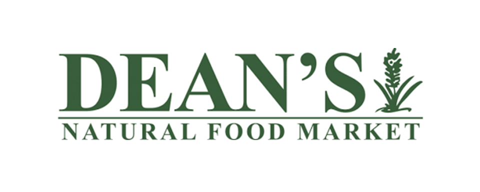 Dean's Natural Foods Market logo - in 5x2 Frame