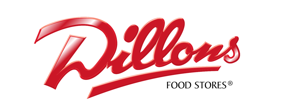 Dillons Grocery (Kroger subsidiary) logo - in 5x2 Frame