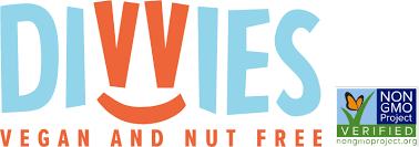 Divvies Logo w/ non GMO