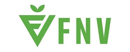 FNV Logo Green