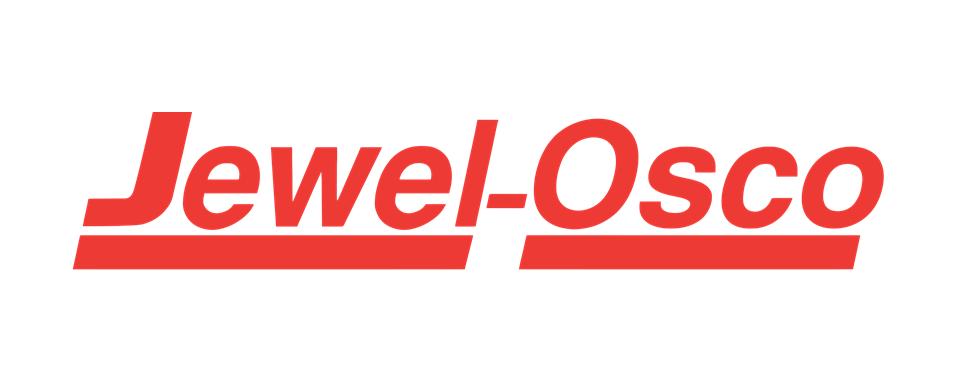 Jewel-Osco (Albertsons subsidiary) logo - in 5x2 Frame