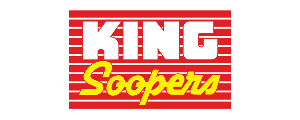 King Soopers (Kroger subsidiary) logo - in 5x2 Frame