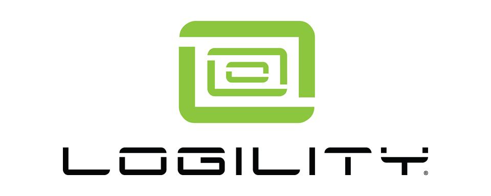 Logility logo - in 5x2 Frame