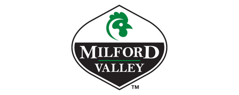 Milford Valley logo - in 5x2 Frame