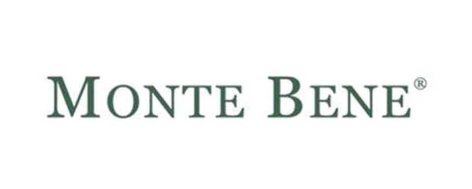 Monte Bene logo - in 5x2 Frame
