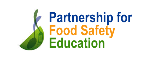 partnership for food safety education 500x200