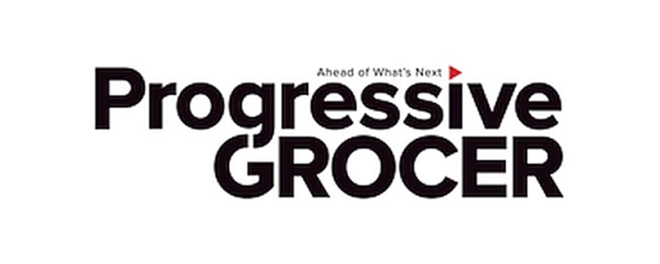 Progressive Grocer logo - in 5x2 Frame