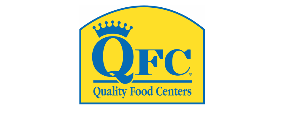 Quality Food Centers (Kroger subsidiary) logo - in 5x2 Frame