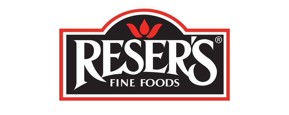 Reser's Fine Foods logo - in 5x2 Frame