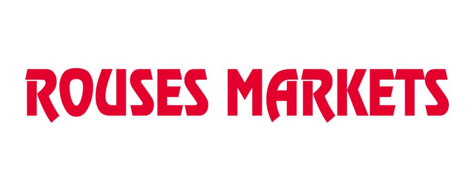 Rouses Markets logo - in 5x2 Frame