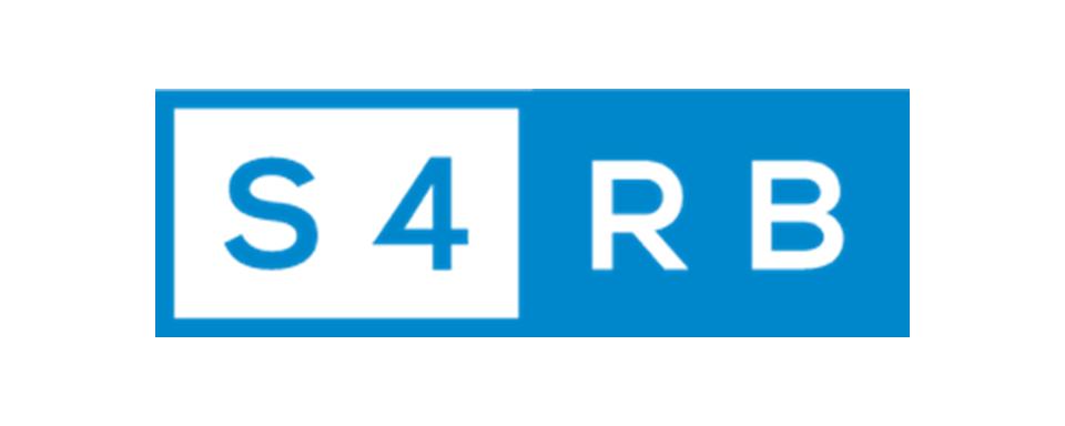 s4RB logo - in 5x2 Frame