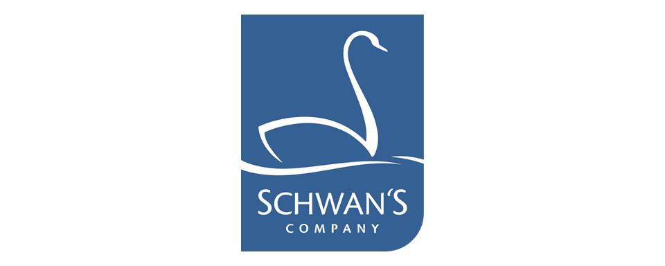 Schwan's Company logo - in 5x2 Frame
