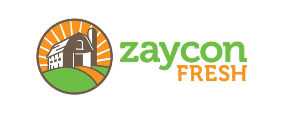 Zaycon Fresh logo - in 5x2 Frame