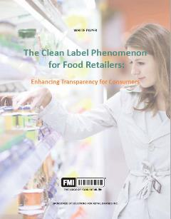 Clean Label Whitepaper cover
