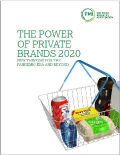 2020 Power of Private Brands Cover