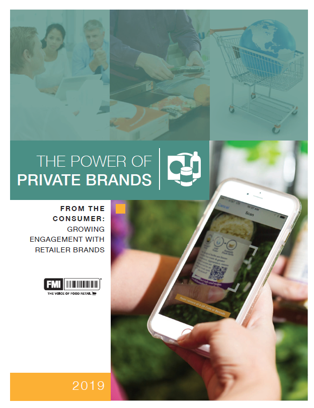 Power of Private Brands from the consumer 2019
