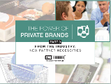 Power of Private Brands from the industry 2018