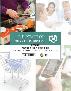 Power of Private Brands Part 1 From the Register 2018 cover