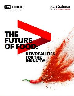 Future of Food cover
