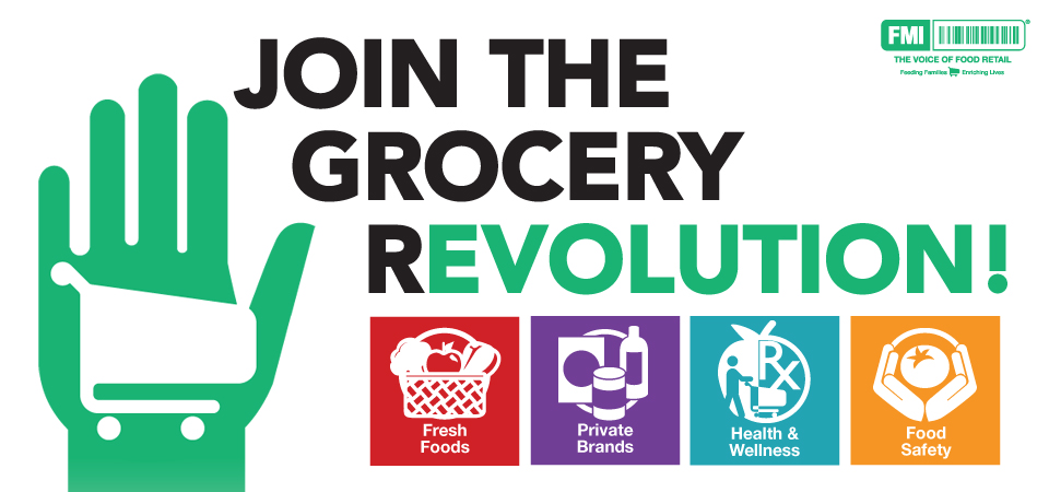 Grocery Revolution 960x450 Banner Ad