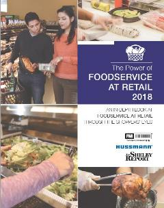 Power of Foodservice at Retail