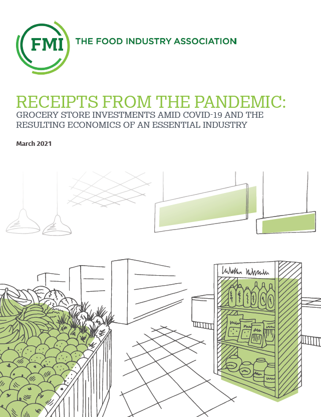 Receipts from the Pandemic cover