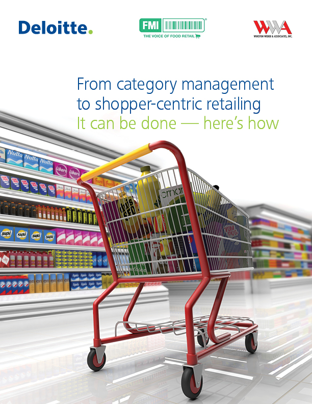 Shopper-Centric Retailing cover
