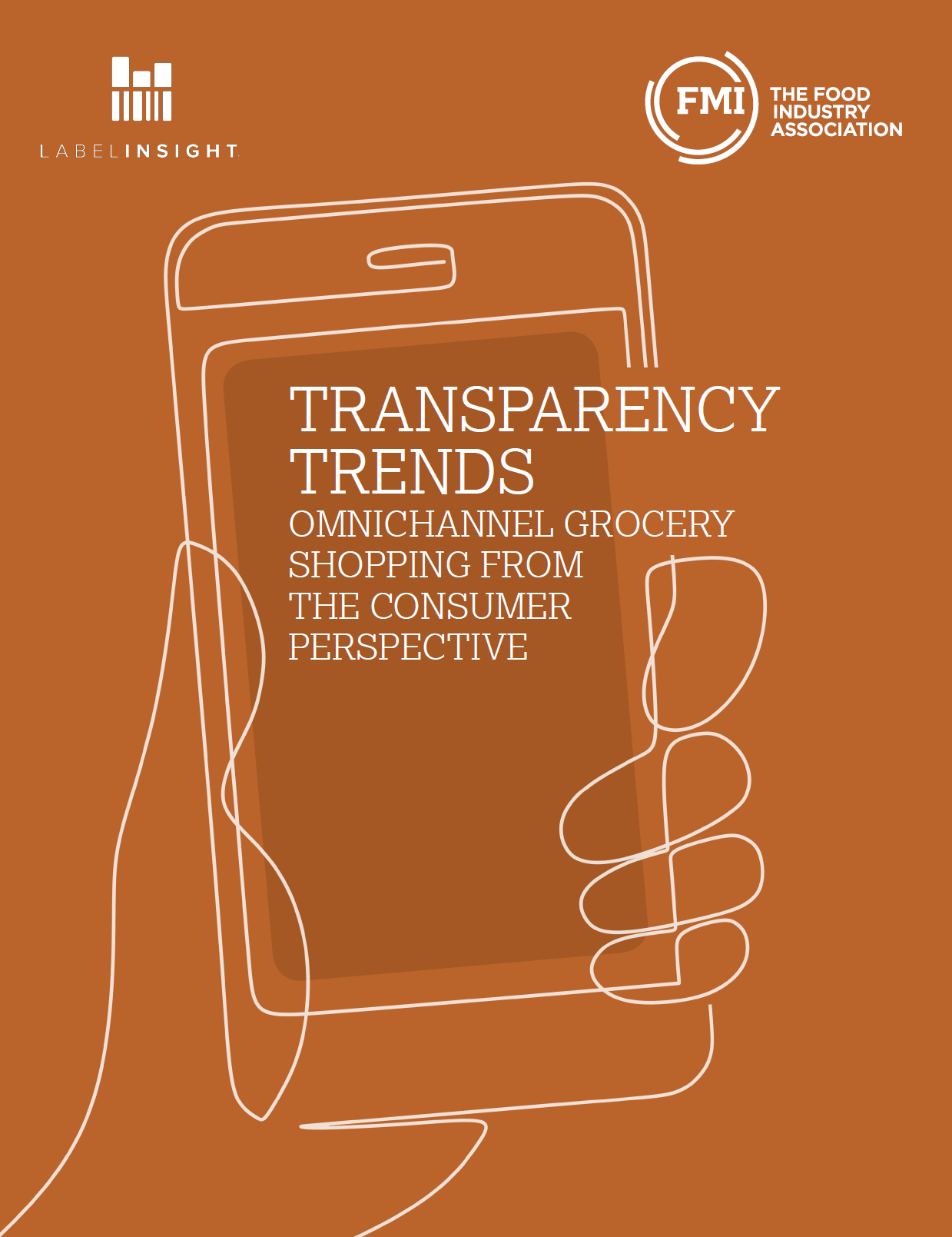 Transparency Trends Omnichannel Shopper 2020 cover