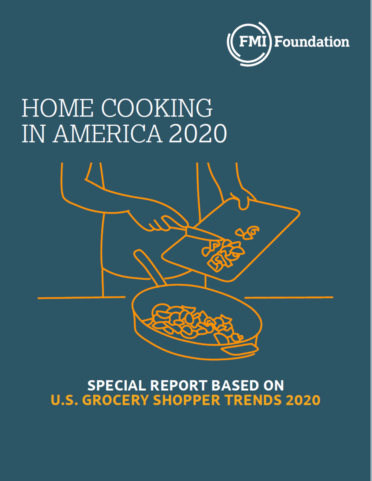 Trends Cooking 2020 cover