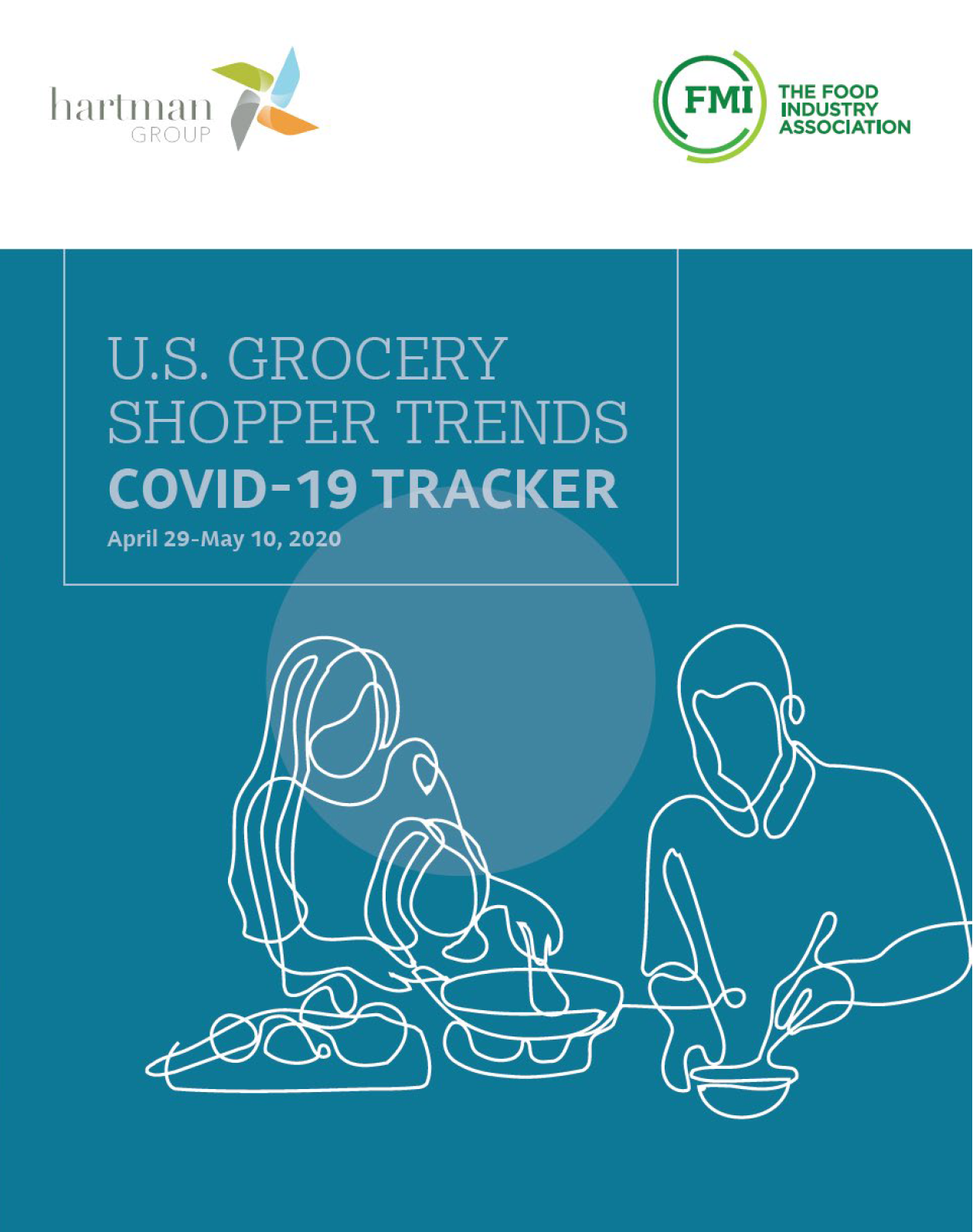 U.S. Grocery Shopper Trends COVID 19 Tracker April 29_May_10