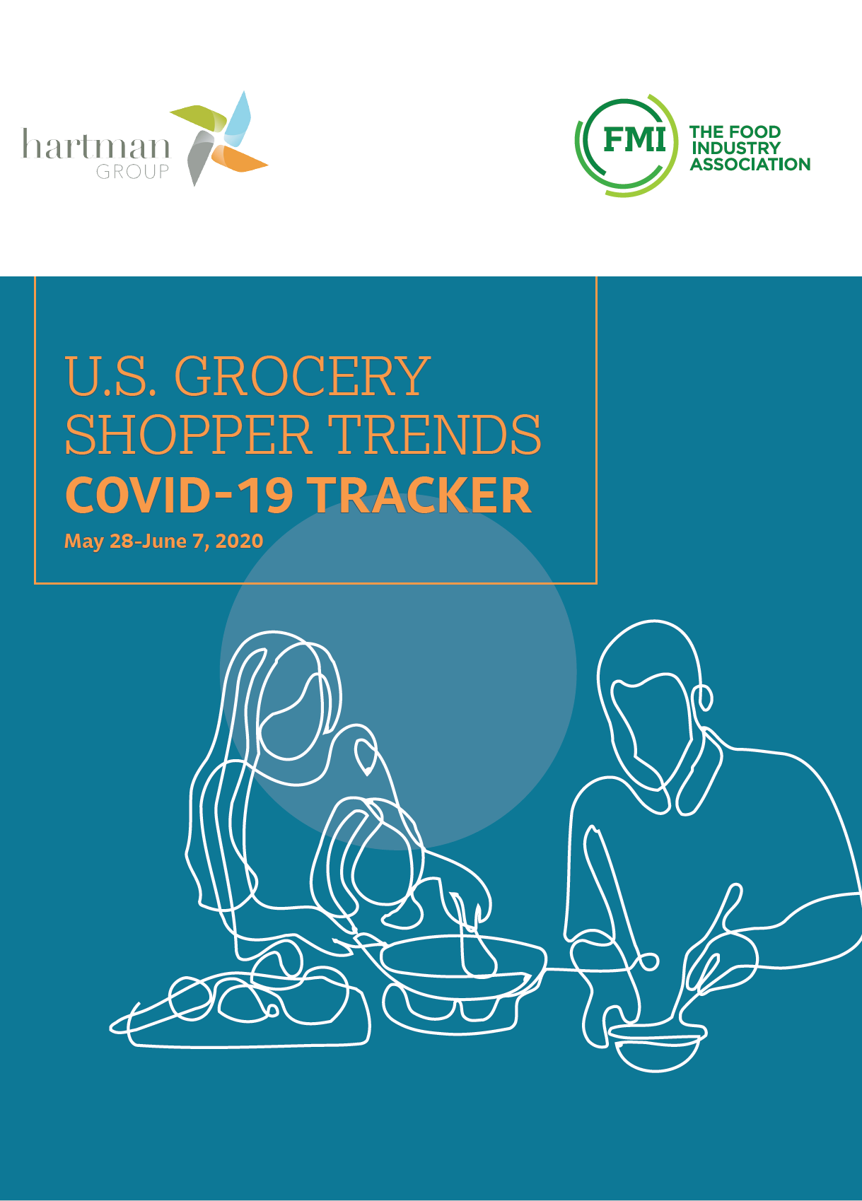 U.S. Grocery Shopper Trends COVID-19 Tracker May 28 June 7 2020