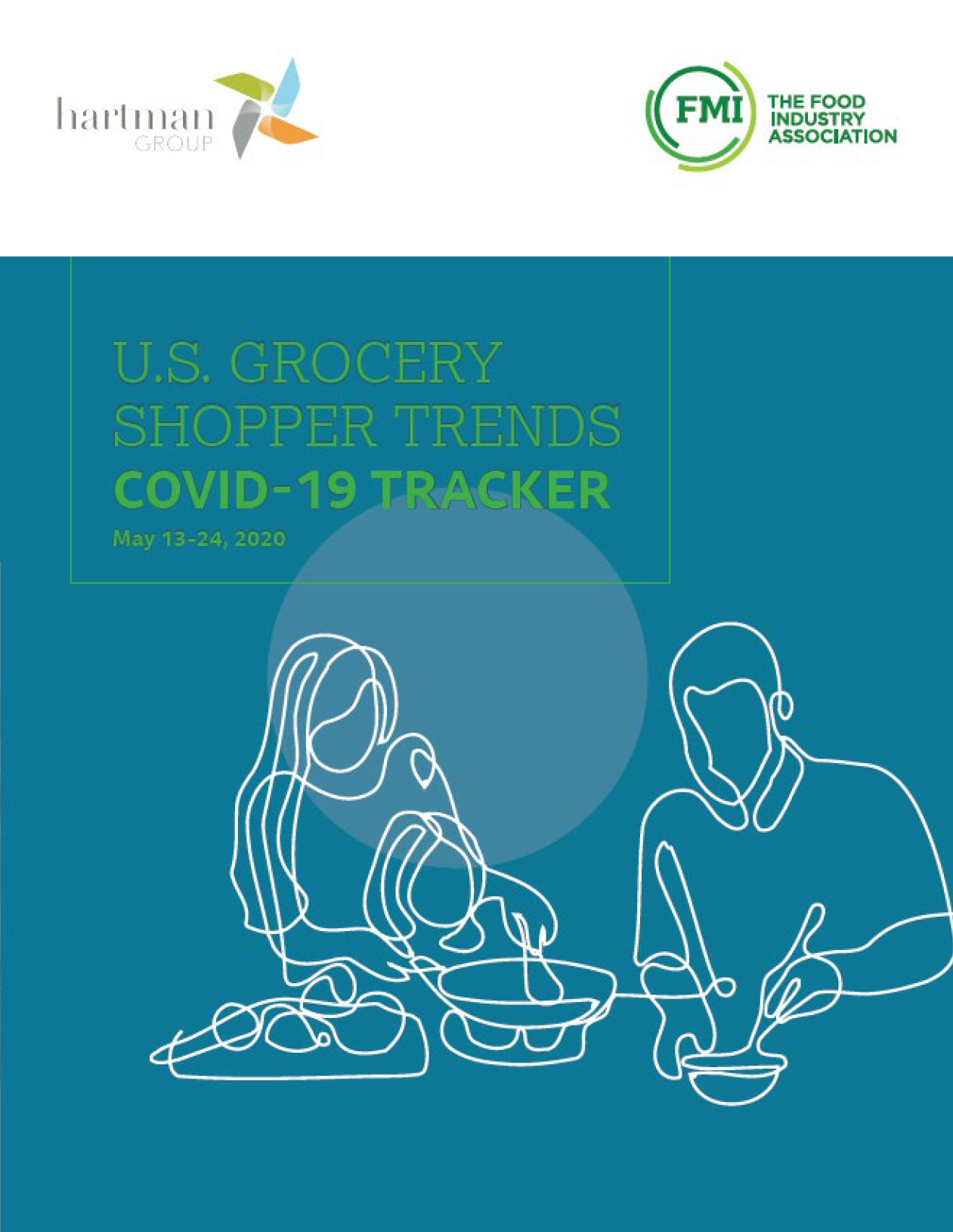 U.S. Grocery Shopper Trends COVID-19 Tracker May_13_24_2020