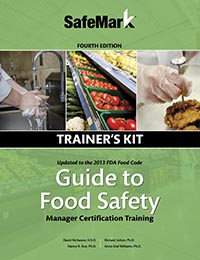 SafeMark Guide to Food Safety Trainers Kit 2014_200